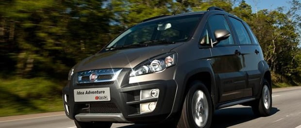 Fiat idea adventure 2015 for Paragolpe delantero fiat idea adventure