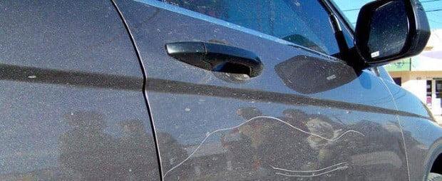 C mo quitar rayones de un carro - Quitar rayones coche facilmente ...