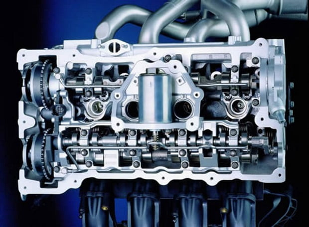 Ventajas de un motor de 8 valvulas