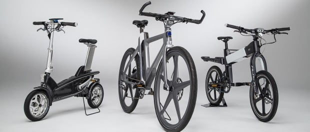 Ford-eBikes