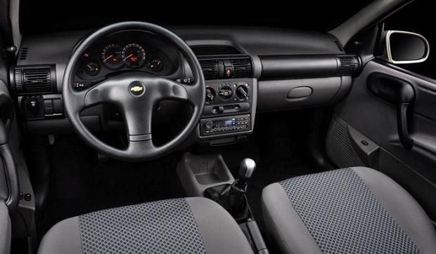 chevrolet classic interior