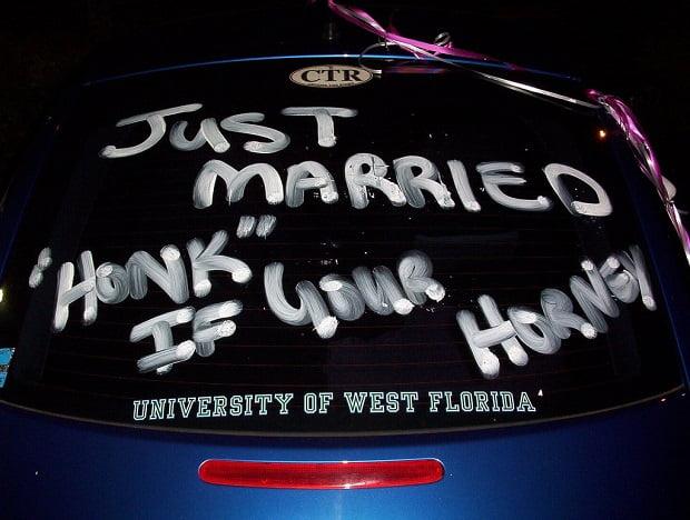 coche boda 2