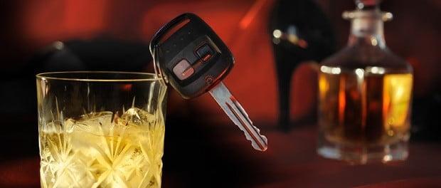 efectos del alcohol conducir