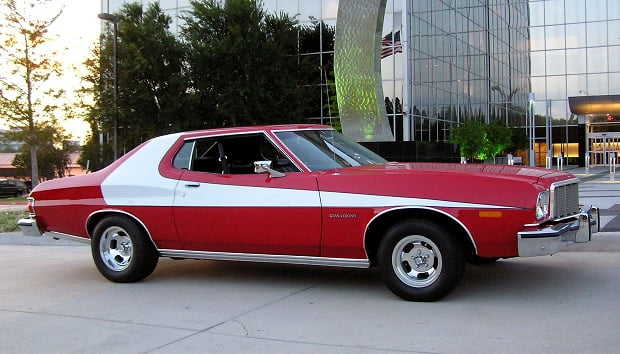 gran torino starsky and hutch