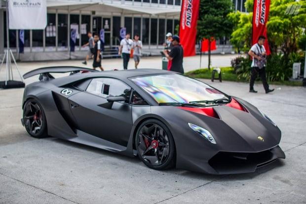 Lamborghini Sesto Elemento Pruebaderuta Com