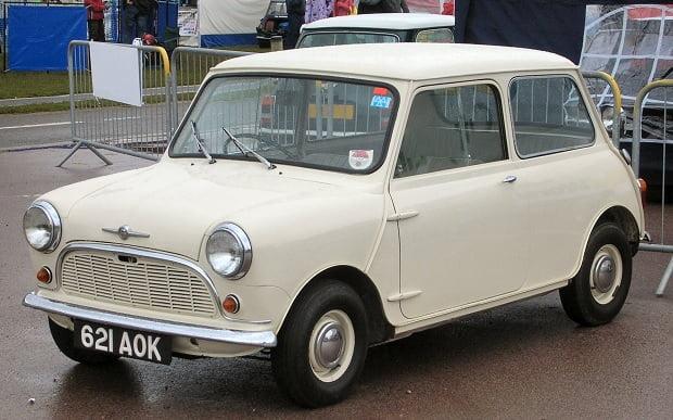 mini classic 1950