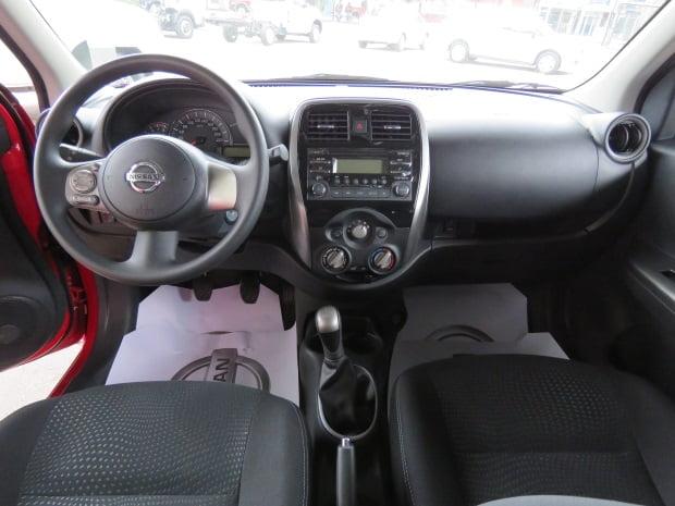 Nissan New March Advance 2016 | Pruebaderuta.com