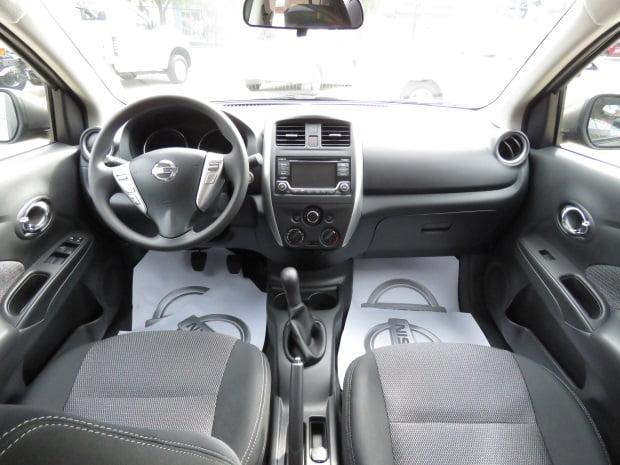 Nissan Versa Advance 2016 | Pruebaderuta.com