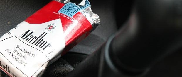 olor a tabaco coche