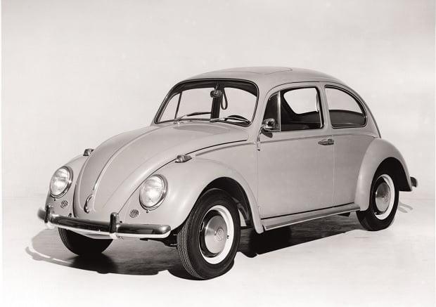 volkswagen beetle 1938