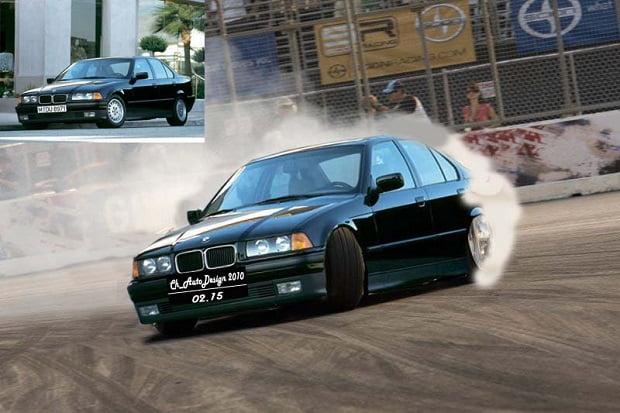 bmw serie 3 drift