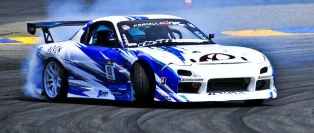 coche drift