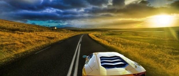 conducir-bajo-el-sol