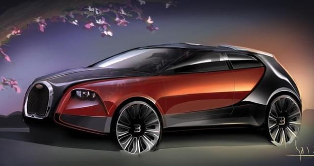 Bugatti-SUV