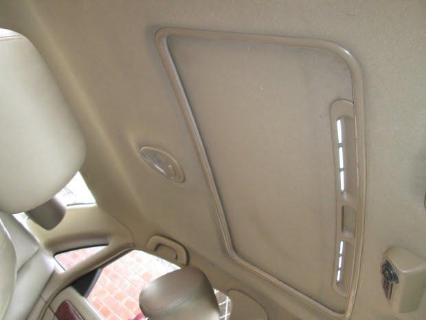 C mo limpiar la tapicer a de tela en el auto - Tapizado techo coche ...