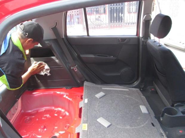 Donde comprar tela para tapizar techo coche interesting - Chinchetas para tapizar ...