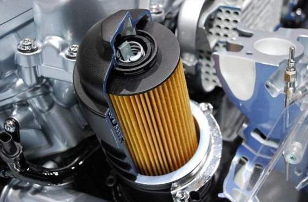 Yamaha La Oil Change