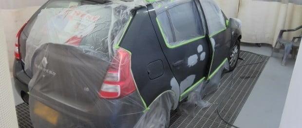 Pintura de fondo automotriz - Pintura para plastico ...