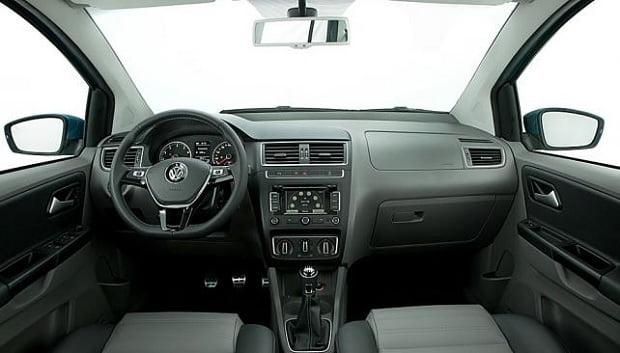 volkswagen suran 2015 interior