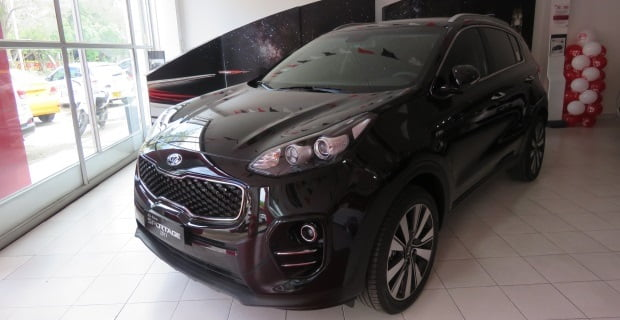 all-new-sportage