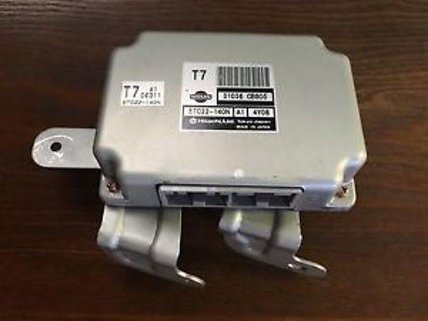 Unidad de control electronico automotriz pdf