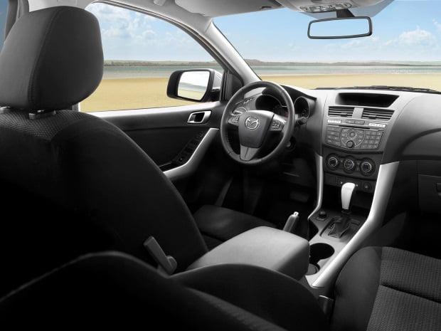 Mazda Bt50 Professional 2016 Pruebaderuta Com