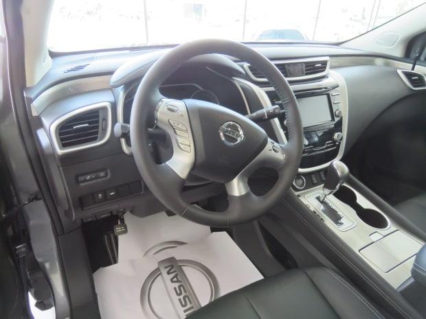 Nissan murano iii 2017 - Nissan murano 2017 interior colors ...