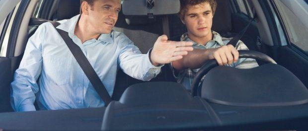 Resultado de imagen para enseñando a conducir