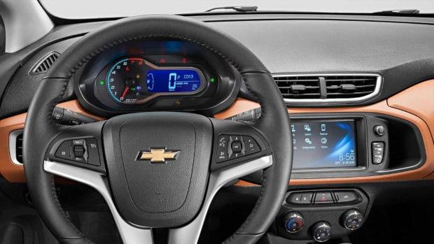 Chevrolet Onix Activ 2018 Pruebaderuta Com