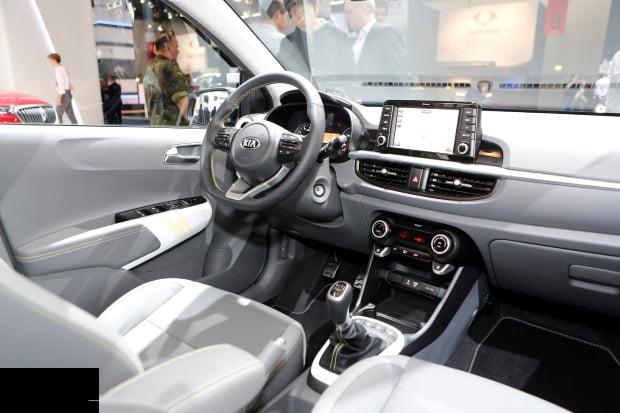 Picanto Xline on 2018 Kia Sorento Interior