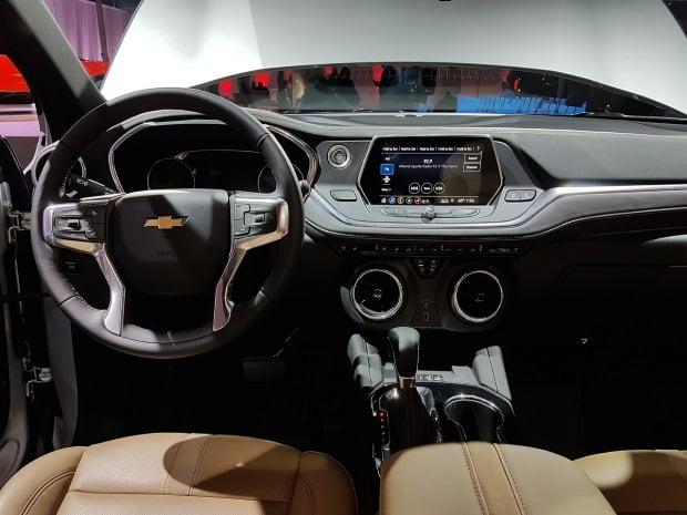 Chevrolet Blazer 2019 | Pruebaderuta.com