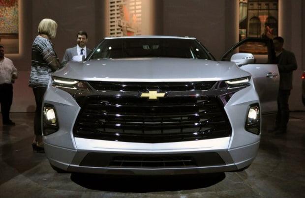 Chevrolet Blazer 2019 Pruebaderuta Com