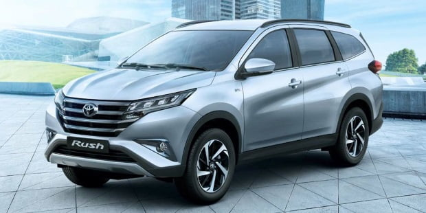 Toyota Rush 2019 | Pruebaderuta.com